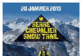 SERRE CHEVALIER SNOW TRAIL 20/01 5