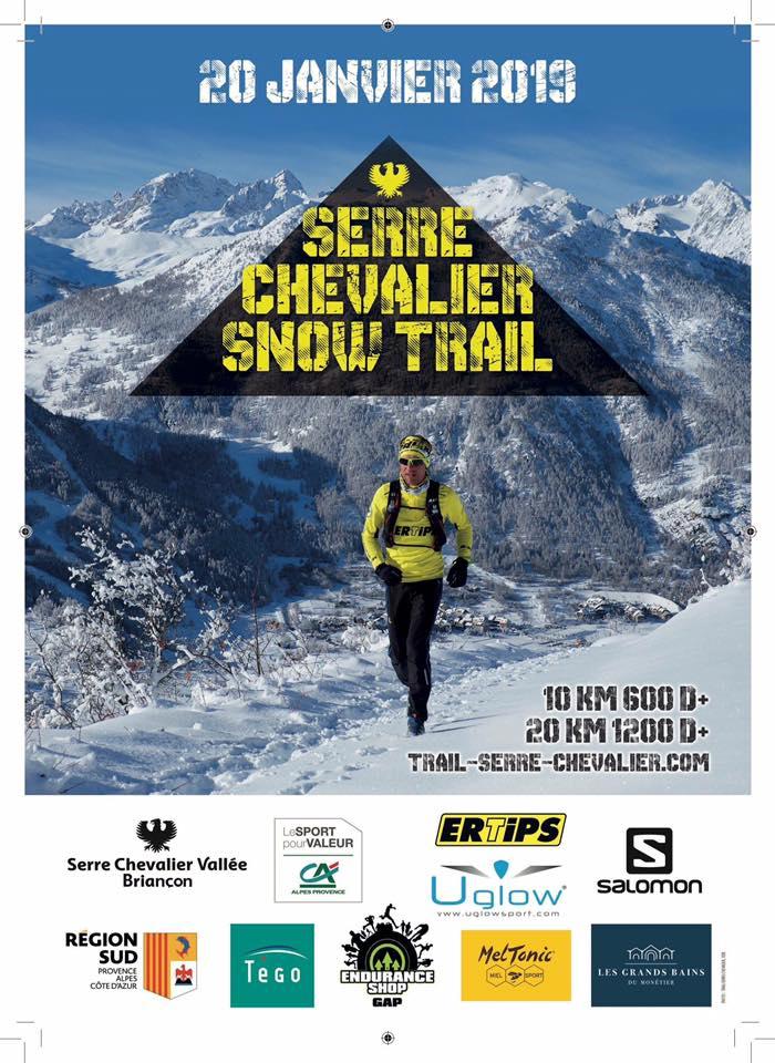 SERRE CHEVALIER SNOW TRAIL 20/01 4