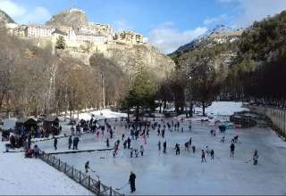 Venez patiner mercredi à la Schappe 2