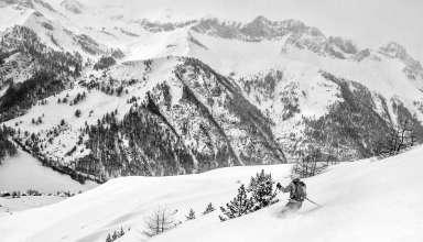 Chalet de Ski à Serre-Chevalier au coeur de la Montagne - www.oceanvagabond.com 2