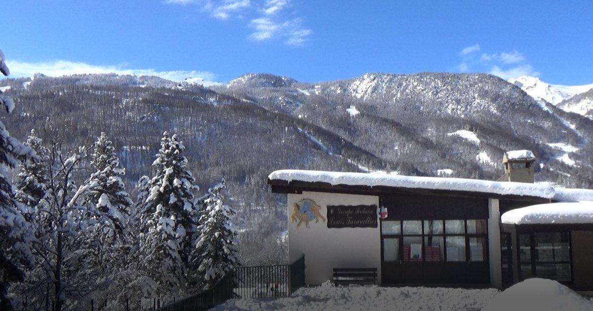 La vie reprend : Une trentaine d'élèves de l'école primaire de la Salle les Alpes de retour en classe ce mardi - www.dici.fr 1
