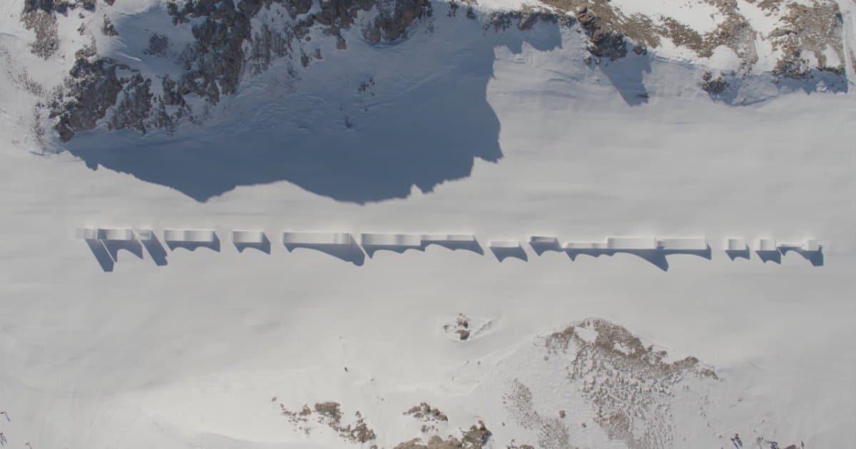"""Hautes-Alpes : pendant le confinement, Red Bull ressort le making of de """"Shapes"""" avec Pierre Vaultier - www.dici.fr 1"""