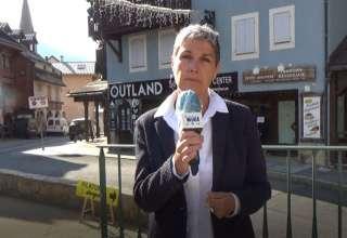 Hautes-Alpes/Municipales : Corinne Chanfray compte sur une forte mobilisation des électeurs pour le second tour à Saint Chaffrey - www.dici.fr 1