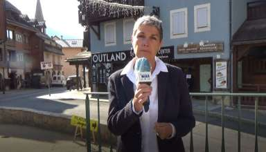 Hautes-Alpes/Municipales : Corinne Chanfray compte sur une forte mobilisation des électeurs pour le second tour à Saint Chaffrey - www.dici.fr 2