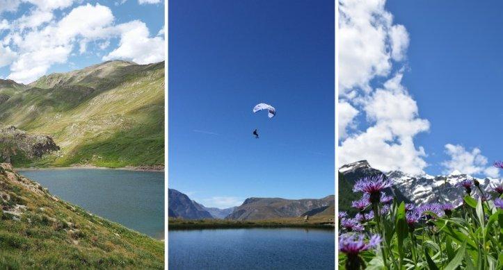 Mais si, mais si, il faut penser aux vacances d'été : Pourquoi pas à Serre Chevalier vallée de Briançon - www.creusot-infos.com 1