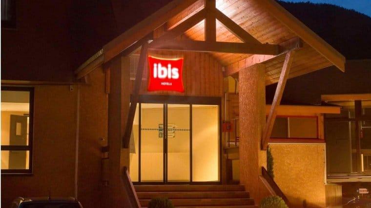 °HOTEL IBIS BRIANCON SERRE CHEVALIER BRIANÇON 3* (France) - de € 94 - ibis-briancon-serre-chevalier-hotel.hotelmix.fr 1