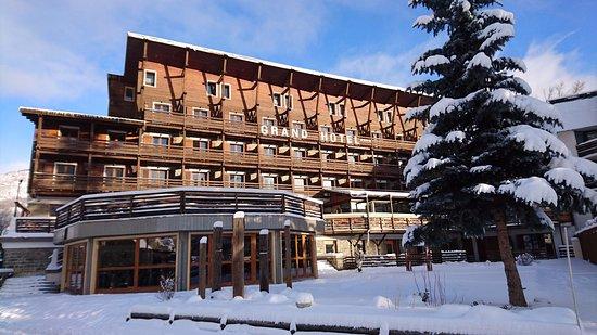 Grand Hôtel & Spa NUXE Serre Chevalier (Chantemerle) : tarifs 2020 mis à jour et 256 avis - www.tripadvisor.fr 21