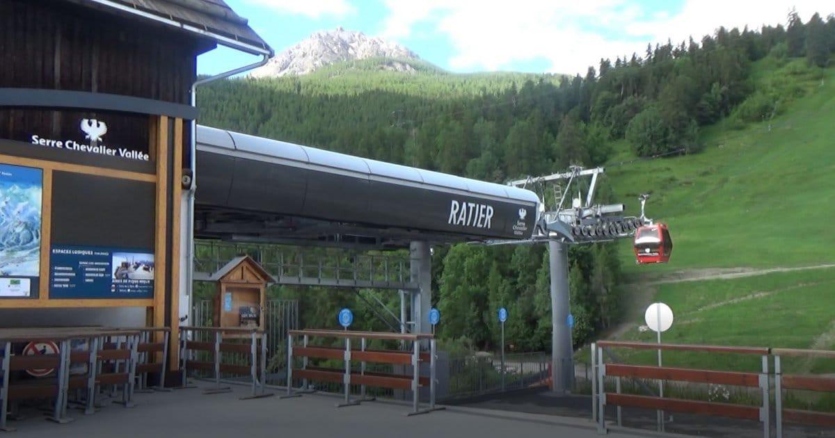 Hautes-Alpes : Le domaine skiable de Serre Chevalier rouvre le 20 juin, explications de Patrick Arnaud, son directeur - www.dici.fr 4