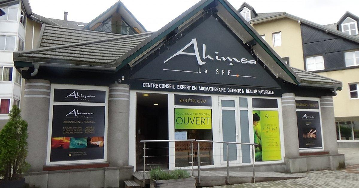 Hautes-Alpes : Isabelle Trombert, présidente-fondatrice de Ahimsa le Spa à Briançon et dans toute la France, s'est lancée dans une campagne de crowdfounding - www.dici.fr 1