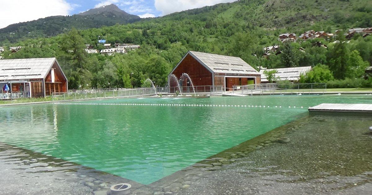 Hautes-Alpes : La Baignade bio de Chantemerle à Serre Chevalier vous attend pour une nouvelle saison depuis ce vendredi - www.dici.fr 1