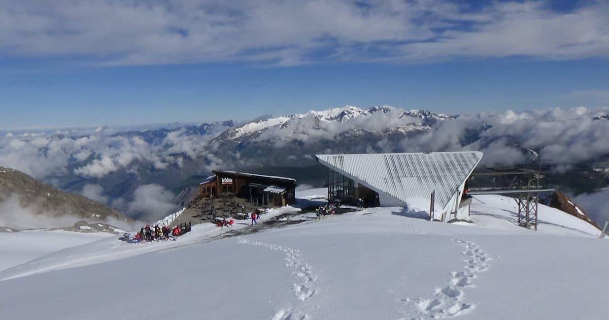 Hautes-Alpes : les télécabines des glaciers de la Meije à nouveau ouvertes à tous depuis ce mercredi - www.dici.fr 1