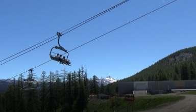 Hautes-Alpes : Un vrai jour d'été pour la réouverture du domaine skiable de Serre Chevalier à Chantemerle ce samedi - www.dici.fr 1