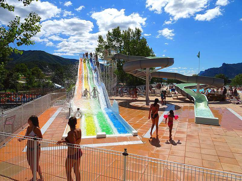 Les hébergements avec piscine dans les Alpes 1