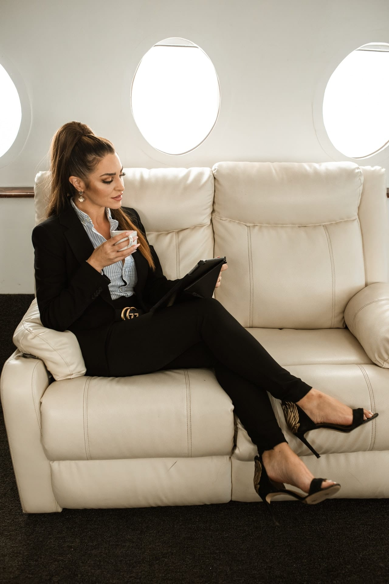 Combien coute un voyage en jet privé 23