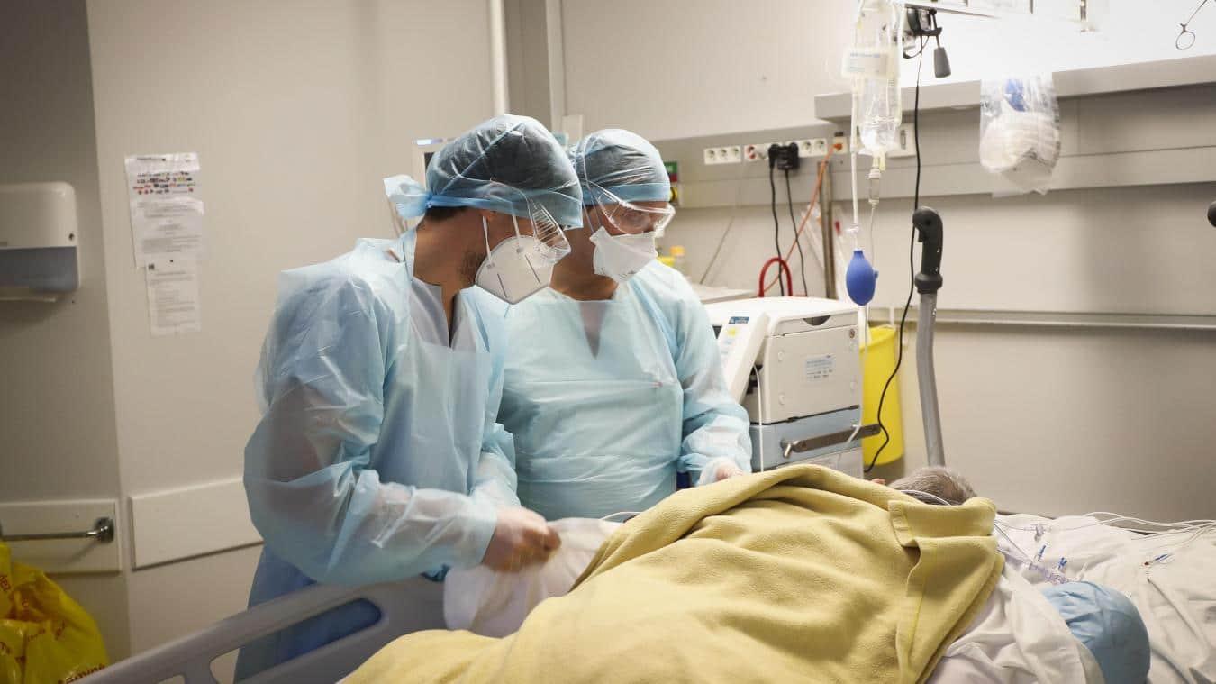 L' épidémie ne cesse pas: 101 patients coronavirus décédés 6