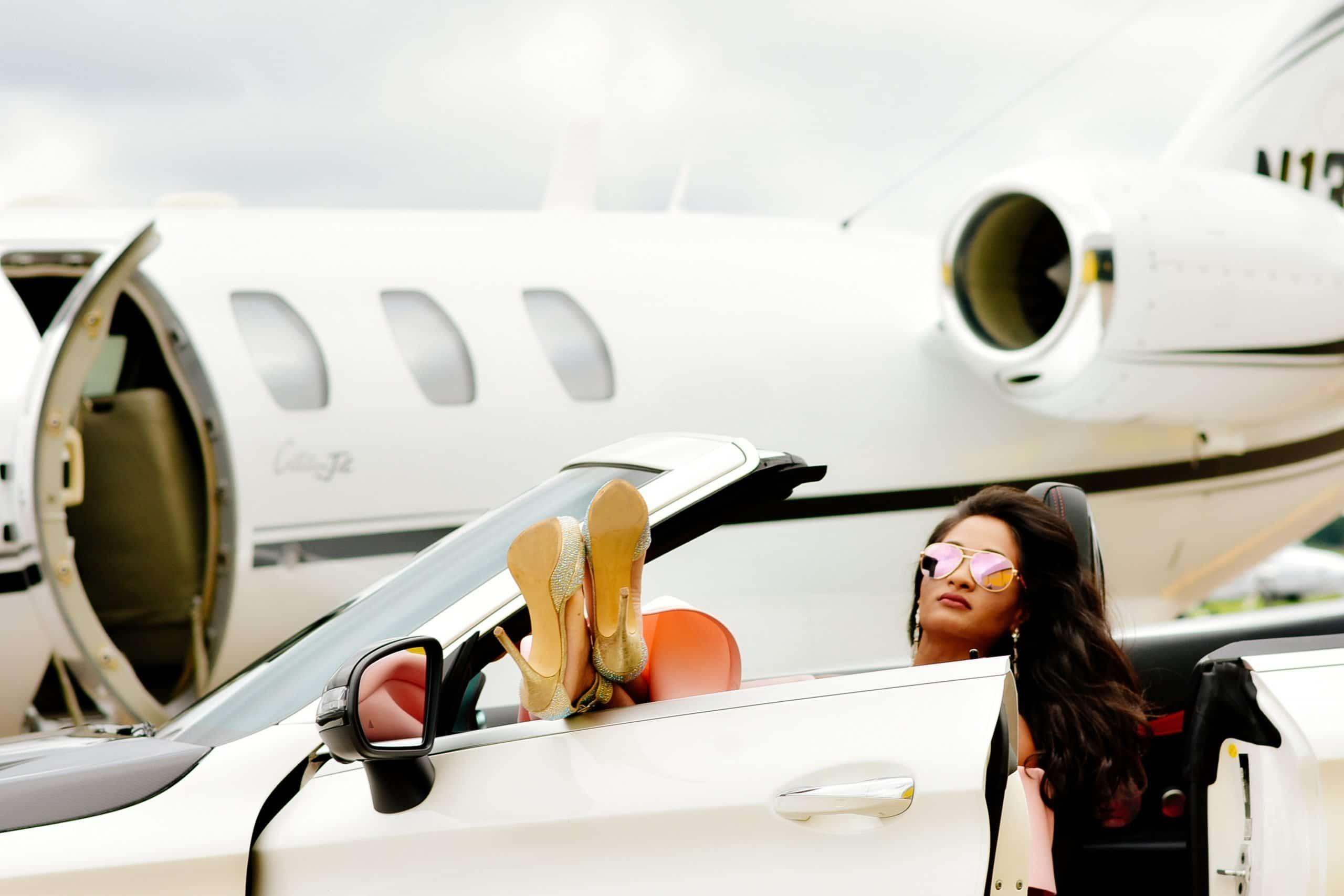 Combien coute un voyage en jet privé 1