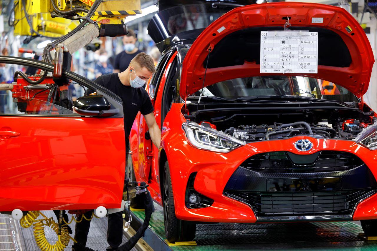 En raison de la pénurie de copeaux, Toyota ferme ses usines et réduit 40% de sa production 4