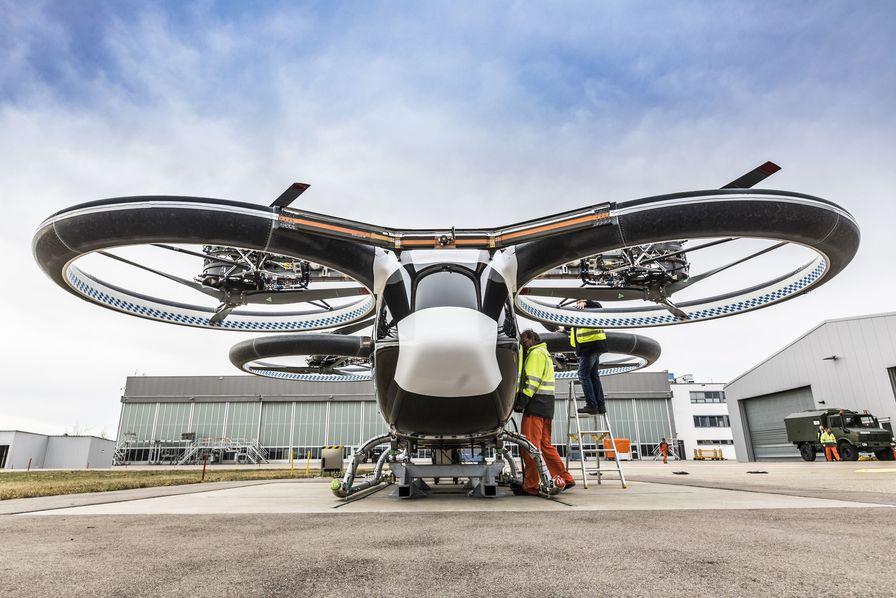 Gol suit Azul et conclut un accord d'achat de 250 «voitures volantes» EvTol - Negócios - info 1
