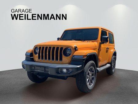 Jeep annonce l'édition limitée de Wrangler en rose 19