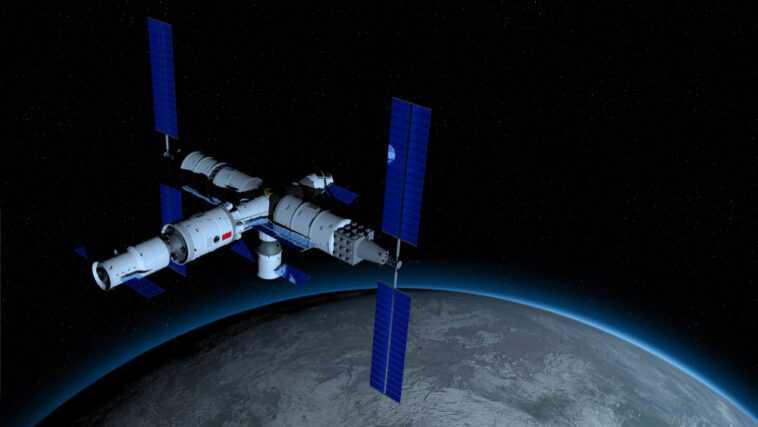 La Chine va envoyer un astronaute pour la première fois à la station spatiale de Tiangong 1