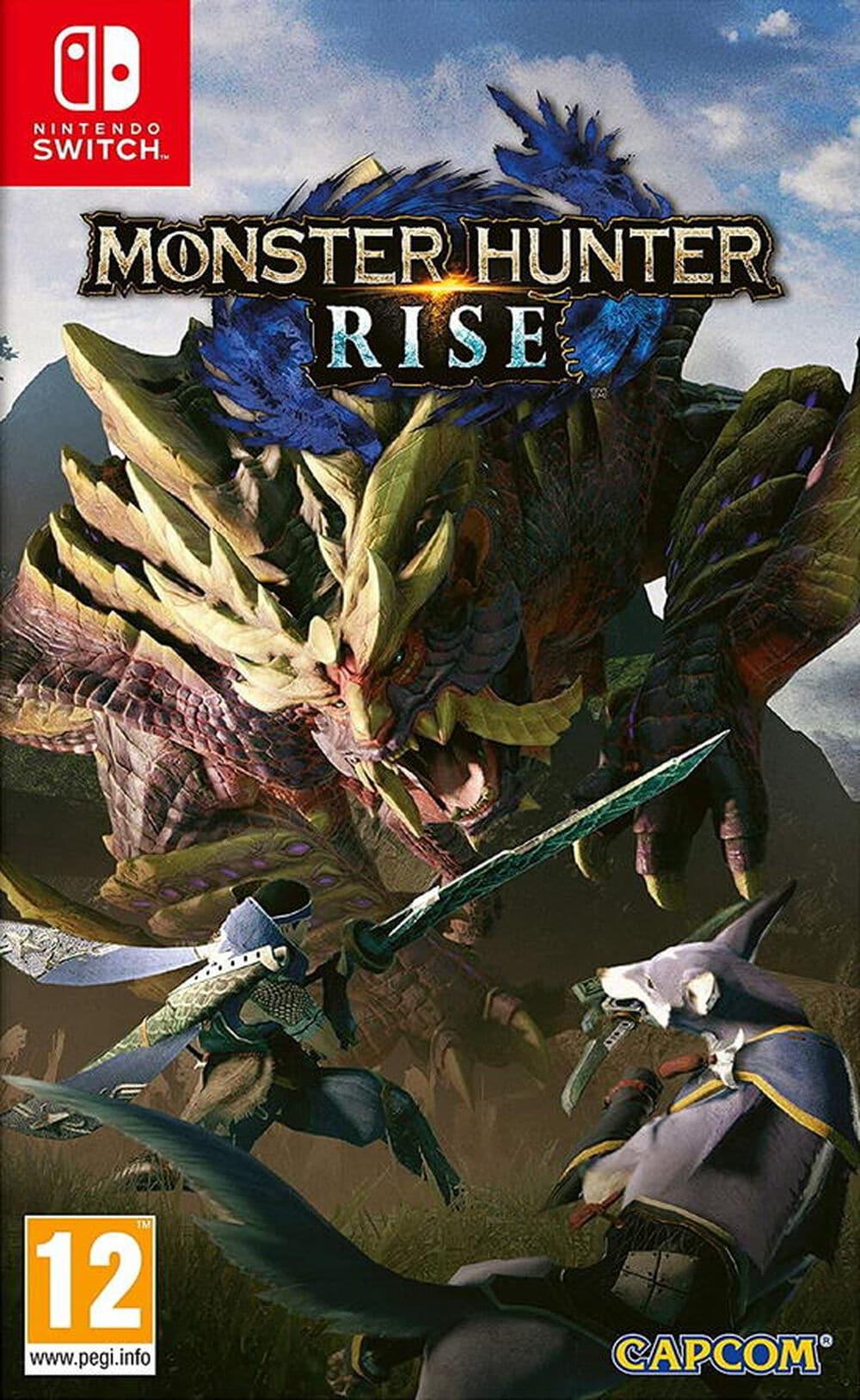 La promotion eShop comprend Monster Hunter Rise, Hades et d'autres jeux à prix réduit - Jeux - info 1