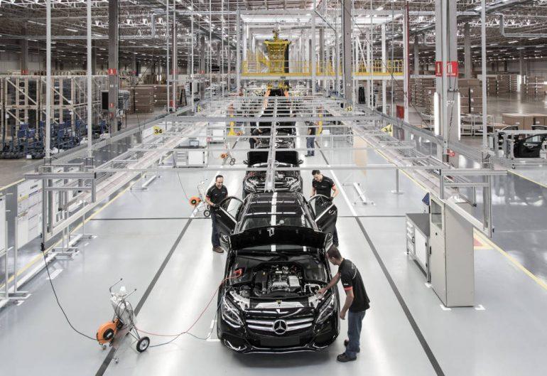 Mercedes-Benz confirme la vente de l'usine d'Iracemápolis 2