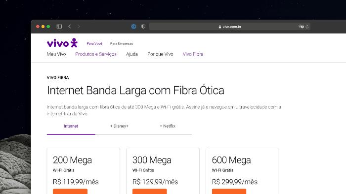 Vivo Fibra Promotion réduit le prix Internet de 300 Mo/s et 600 Mo/s | Telecommunications 9