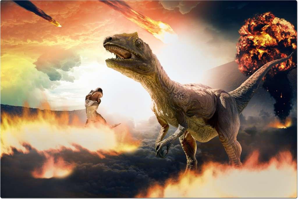 L'astéroïde qui a tué les dinosaures a une origine découverte 1