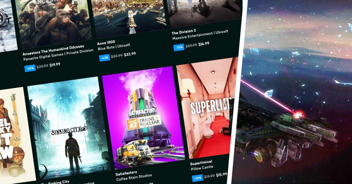«Rebel Galaxy» est le jeu gratuit de la semaine sur Epic Games Store 1